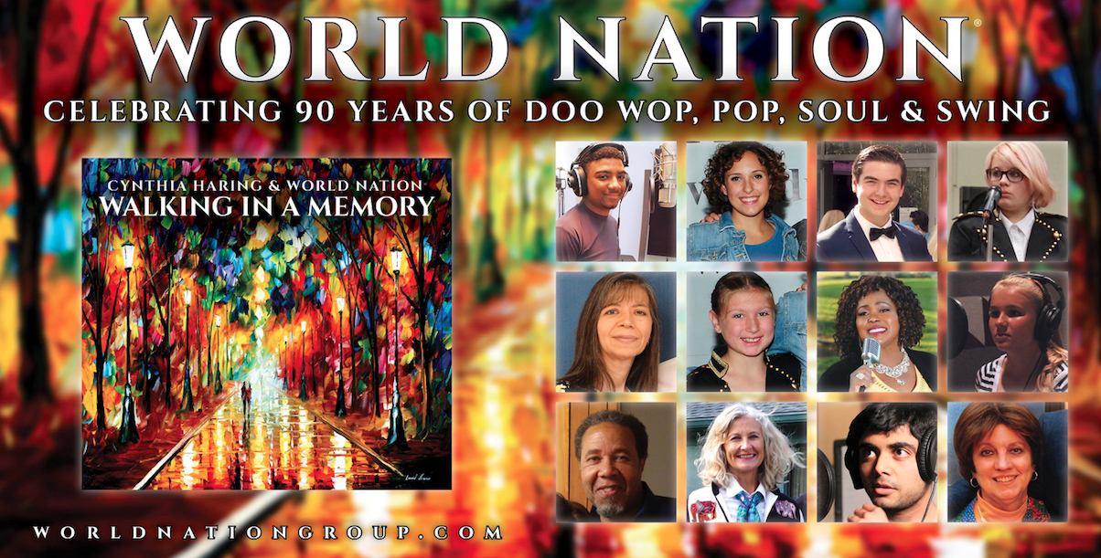 World Nation CD cover.